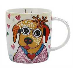 "MUG Smile Style ""POSEY"" de MAXWELL&WILLIAMS 370 ml"